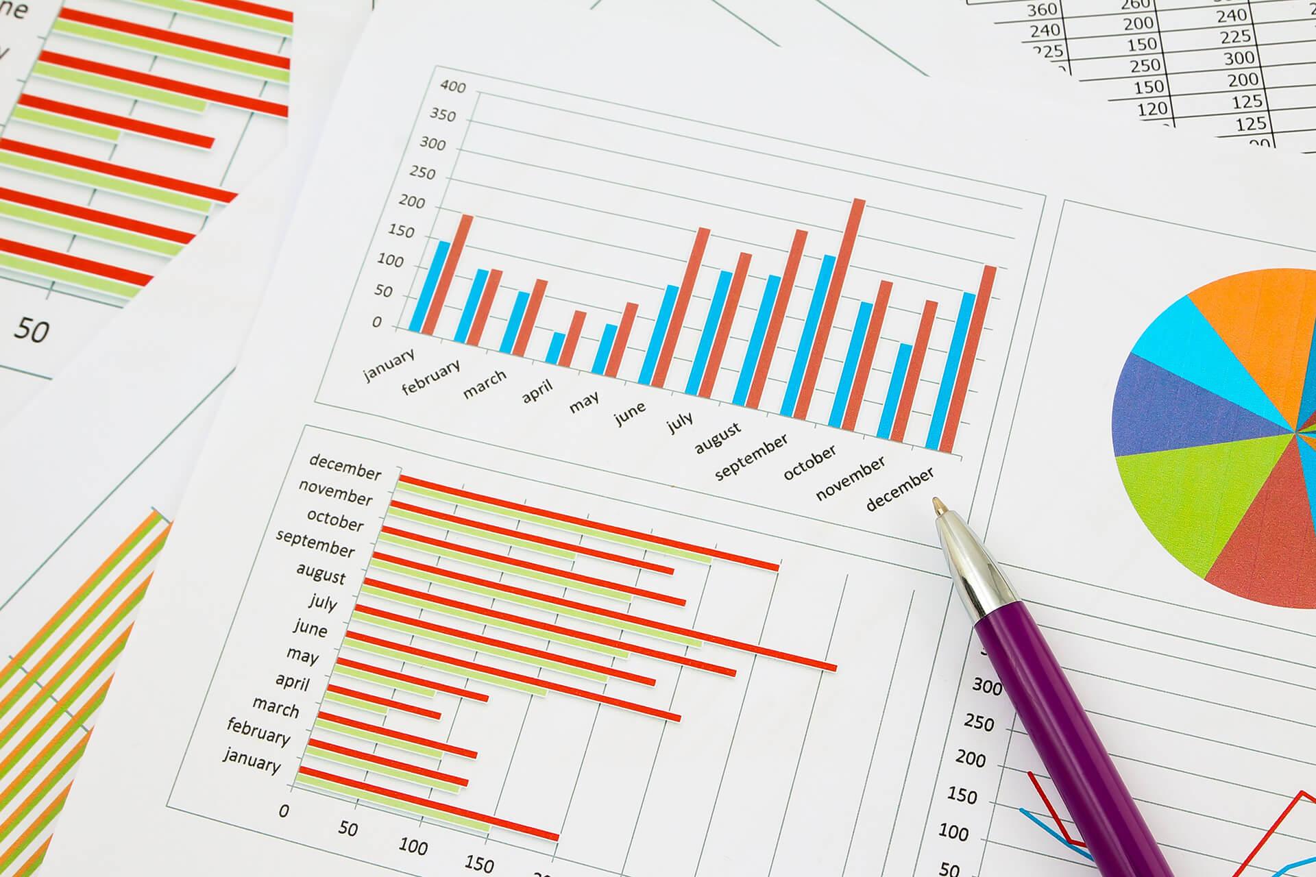 ビジネスチャート