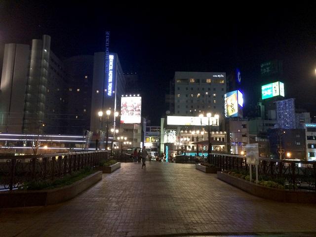 福岡県の町並み
