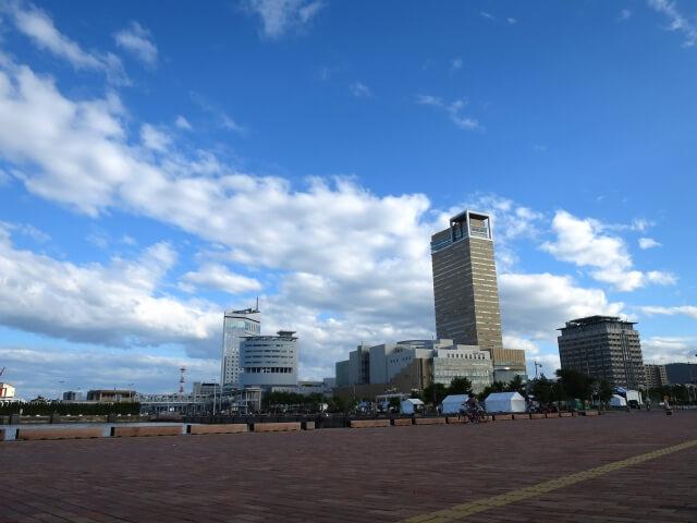 香川県の町並み