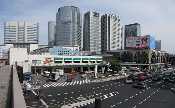 東京都の品川駅